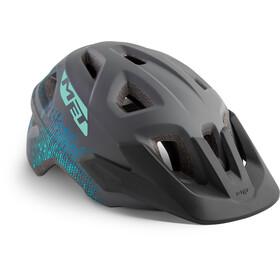 MET Eldar - Casque de vélo Enfant - gris